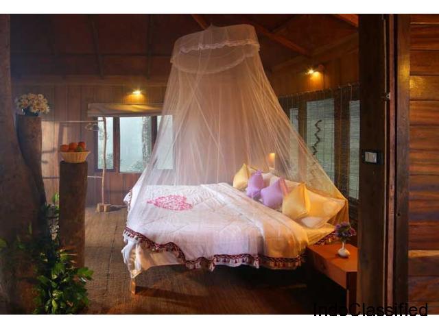 Tree House Resort In Munnar