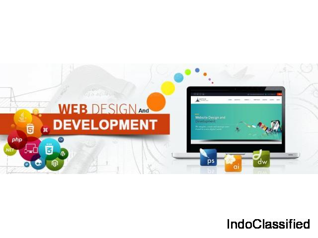 website development and website designing for any sort of business