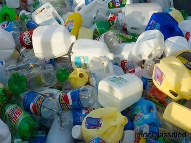 PVC Plastic Scrap Buyer in Delhi | PET Bottle Scrap in Noida