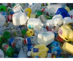 PVC Plastic Scrap Buyer in Delhi | PET Bottle Scrap in Noida Gurugram Ghaziabad |