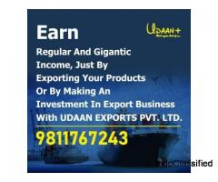 Invest or Provide Goods for Export Business and Earn 1,50,000 in Every 2 Months with Gaurantee..