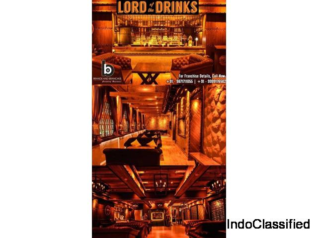 Lord of the drinks in gurgaon, bar franchise