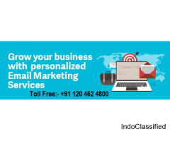 Email Marketing Services +91 120 462 4800