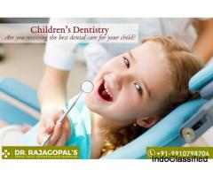 To Keep Smile On Your Child's Face-Child Dentist in Gurgaon