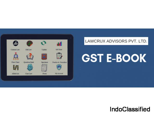 GST ebook | Ebook on GST