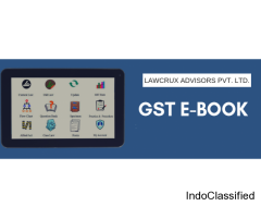 GST ebook | Ebook on GST