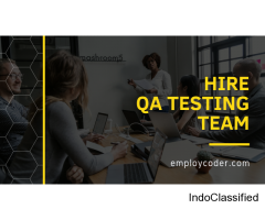 Tired of Finding Bugs? It's time to Hire QA Team for your Project.