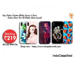 Buy Online Custom Mobile Covers