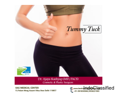 Get New Shape with Tummy Tuck Sugery in India