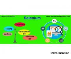 best selenium training in hyderabad