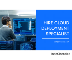 Hire cloud Deployment Specialist
