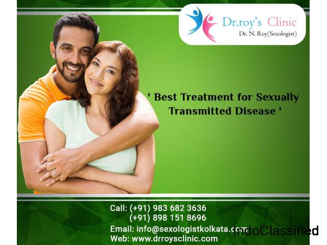Best Treatment For Sexually Transmitted Disease