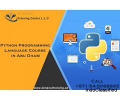 Best Python Programming Language Training In Abu Dhabi