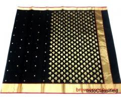Buy Best Pune Chanderi Sarees Online At Jain Chanderiwala