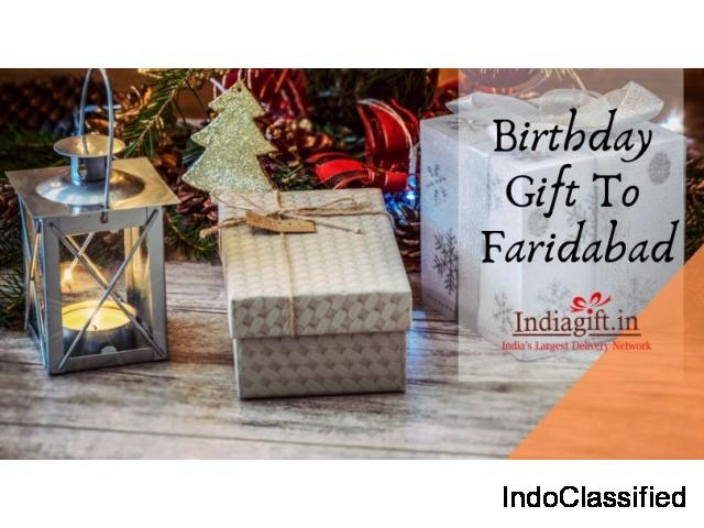 Midnight Birthday Cake Delivery In Faridabad With Free Shipping facility- Indiagift