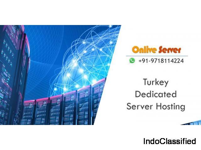 Affordable Turkey Dedicated Server Hosting Plans – Onlive Server