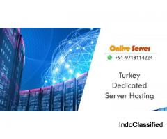 Affordable Turkey Dedicated Server Hosting Plans – Onlive Server