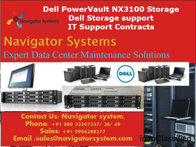 Dell PowerVault NX3100 Storage| Dell Storage support| IT Support Contracts