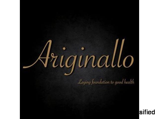 Ariginallo - Organic green coffee beans & best apple cider vinegar