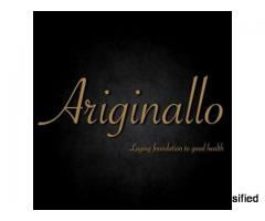 Ariginallo - Organic green coffee beans & best apple cider vinegar