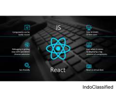 React JS Development Company in India