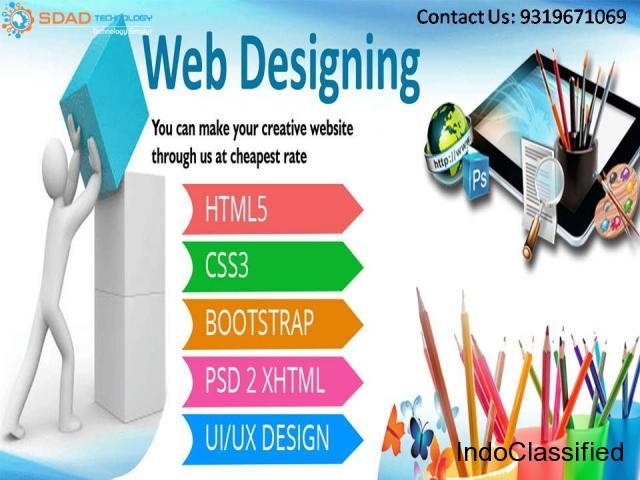Best Web Designing Company In Noida: