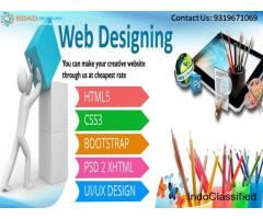 Best Web Designing Company In Noida: