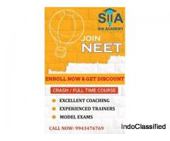 NEET crash course in trichy