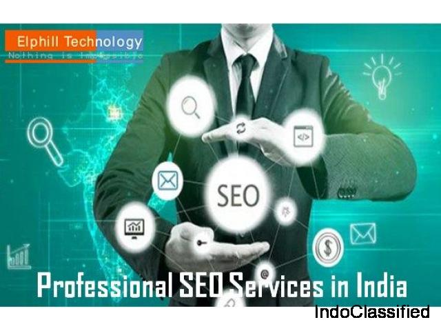 Get professional SEO services in India to save time and speed up corrective action