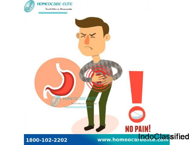 Homeopathy treatment for gastritis in  Jubilee Hills