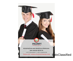 Indian Educational Certificate Attestation