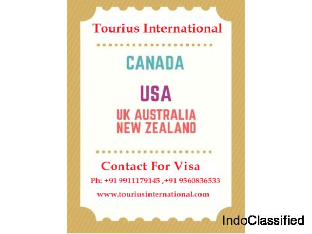 Singapore Visa Fees and Visa Agent in Delhi –Tourius International