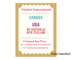 Singapore Visa Fees and Visa Agent in Delhi –Tourius International