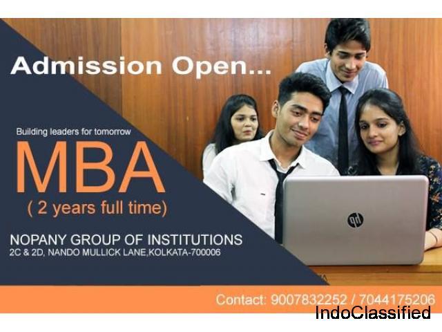 MBA Courses in Kolkata. Best MBA Colleges in Kolkata