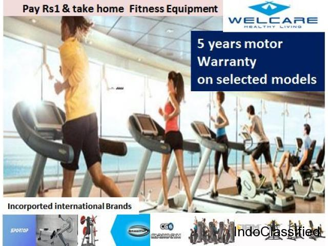 Treadmill online in kolkata - Welcare India (Contact : 9244336666)