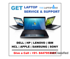 Get The Best laptop repair service center in Vasundhara.