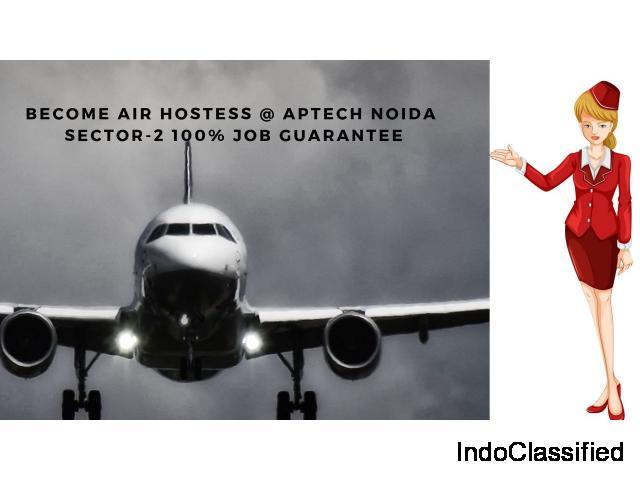 Best Air Hostess Training Academy Noida