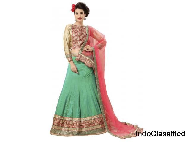 Amazing Casual Lehenga Designs Available At Mirraw