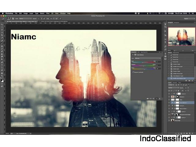 Best Adobe photoshop Training Classes In Delhi