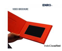 LCD Video Brochures – ENRG – Price – 2400 – New Delhi