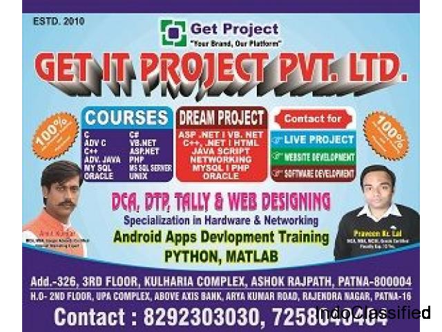 GET LANGUAGE CLASSES IN PATNA - GET IT PROJECT PVT. LTD.