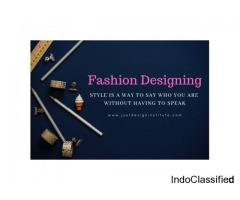 Fashion designing degree course