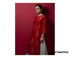 Flat 20% off on designer kurtis, available in sizes upto 6XL – Aza Fashions
