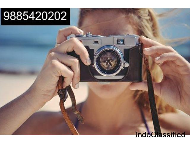 Photography Weekend Courses in Hyderabad by Top College