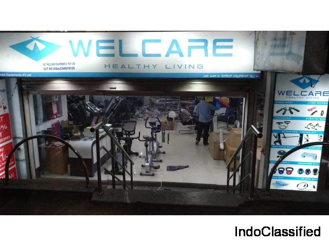 Buy fitness Equipment online in pune - Welcare India (Contact : 9244336666)