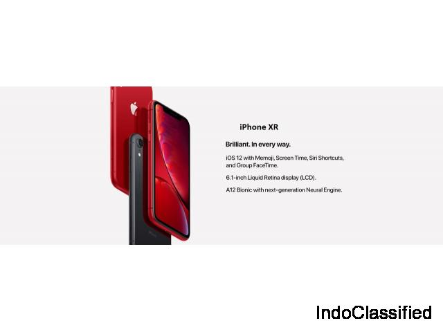 Sell iPhone XR At  Affordable price - AptronixIndia