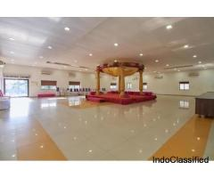 looking for marriage hall in Vadodara - Banyan Paradise