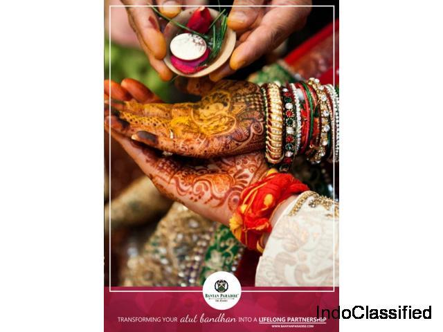 looking for marriage hall in Vadodara - Banyan Paradise