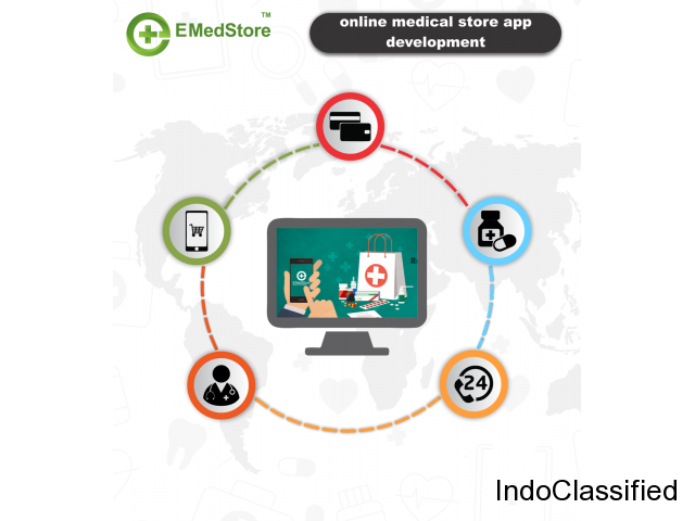 Online Pharmacy Application Development Company