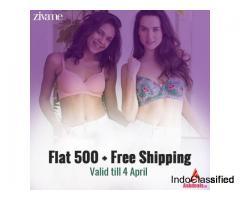 Zivame - Buy online lingeries | online women nightwear | Buy online lingrie and nightwear